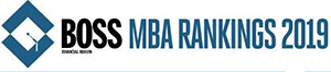 Financial Review BOSS MBA rankings